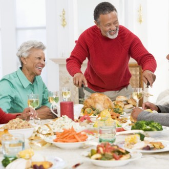 Want to eat healthy? Eat together as a family, daily
