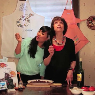 Cooking With Granny: Greek octopus stew