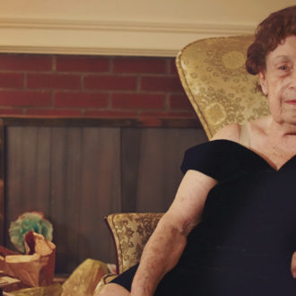 """Filmmaker reflects on grandmother in film, """"306 Hollywood"""""""